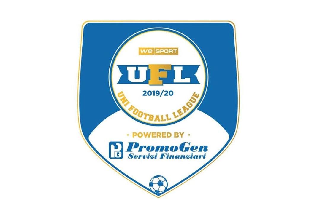 Promogen Main Sponsor della UniFootball League Messina